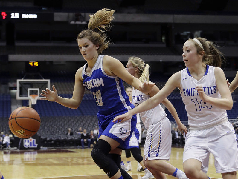 Nazareth races past Slocum 63-31 in UIL Class 1A girls