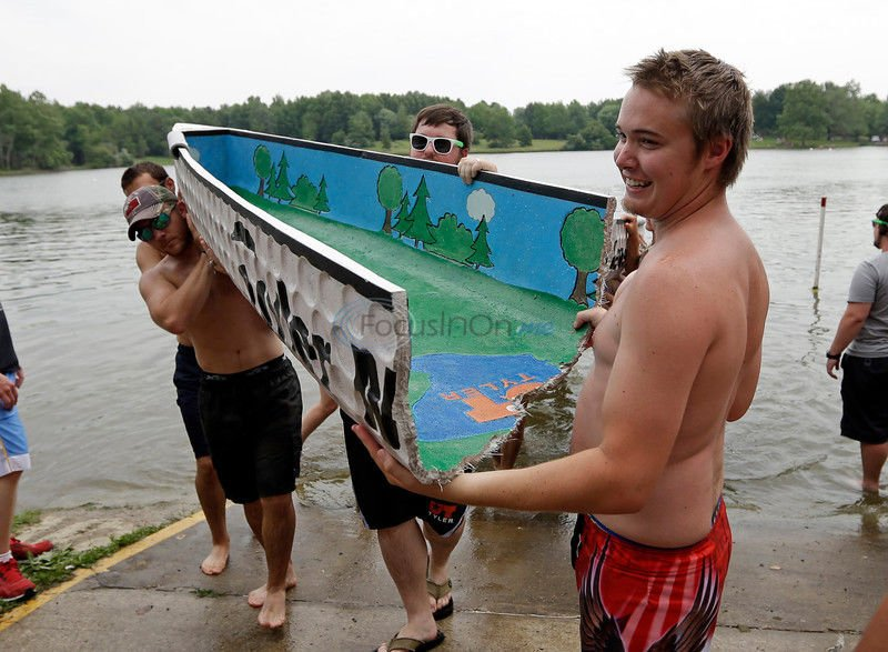 UT Tyler participates in National Concrete Canoe Competition