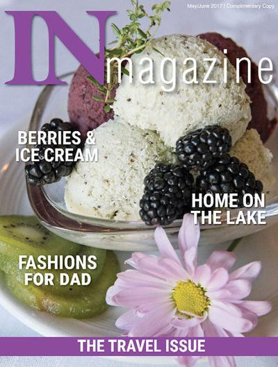 New IN Magazine celebrates summer