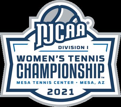 NJCAA Women's Tennis 2021
