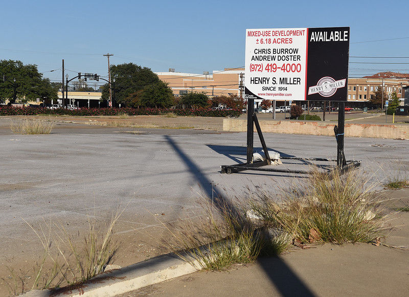 Former King Chevrolet property waiting on next venture in downtown Tyler