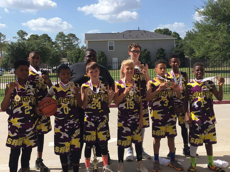 Tyler youngsters win gold medal at Junior Olympics