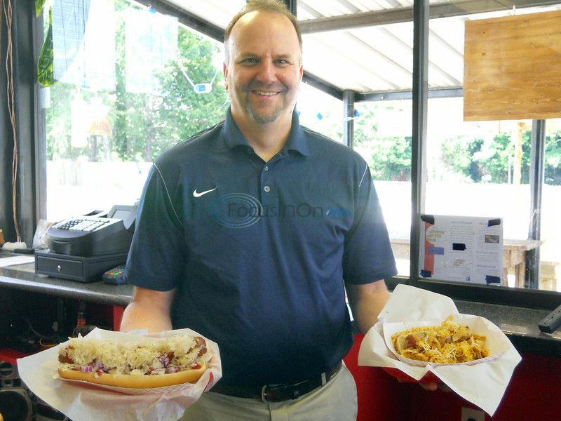 Mac Daddy, Bandito make The Shack's menu fun