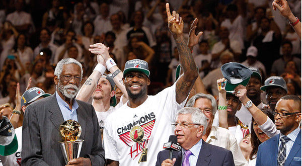 WILSON: LeBron now in discussion of best all-time