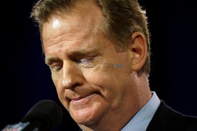 Goodell: NFL responsible for Super Bowl seating problems in DFW