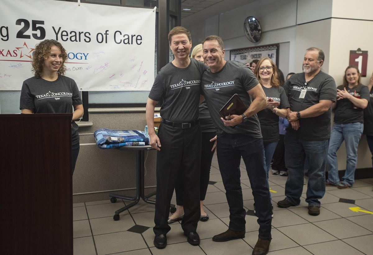 Texas Oncology-Tyler celebrates 25 years of cancer treatment