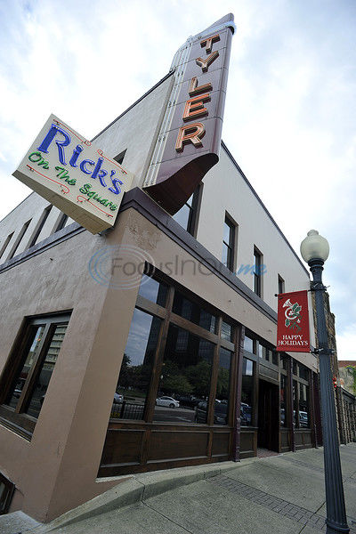Ricks on the Square building first to opt out of historical landmark designation