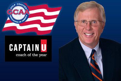 Retired UT Tyler coach honored with national award