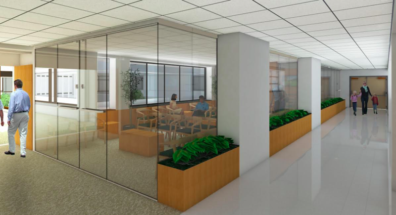 Construction begins at ETMC Tyler to upgrade front entry