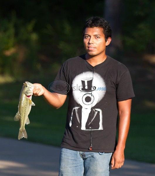 Neighborhood Fishin' Program reels in anglers