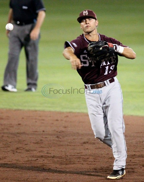 Tyler's Pirtle set for CWS with Mississippi State