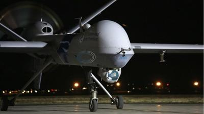 Shoot Down a Government Drone, Get a $100 Reward