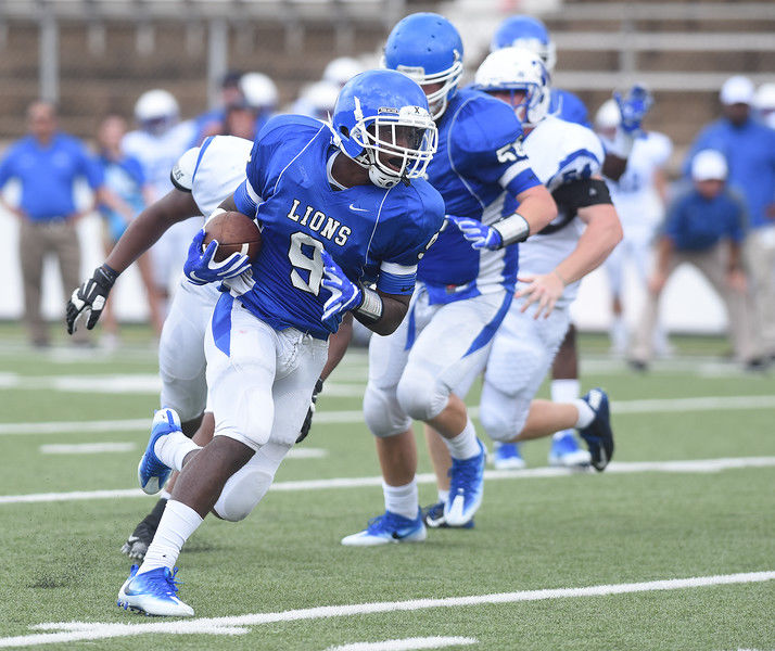 John Tyler loaded with talent, depth at running back