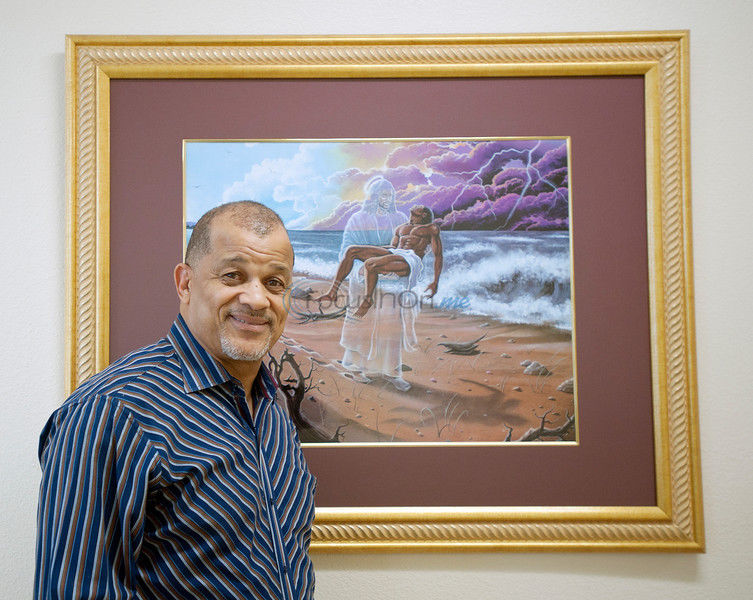 Uplifting History: Church plays host to exhibit of inspiring artwork