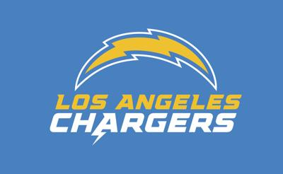 Chargers Logo Football