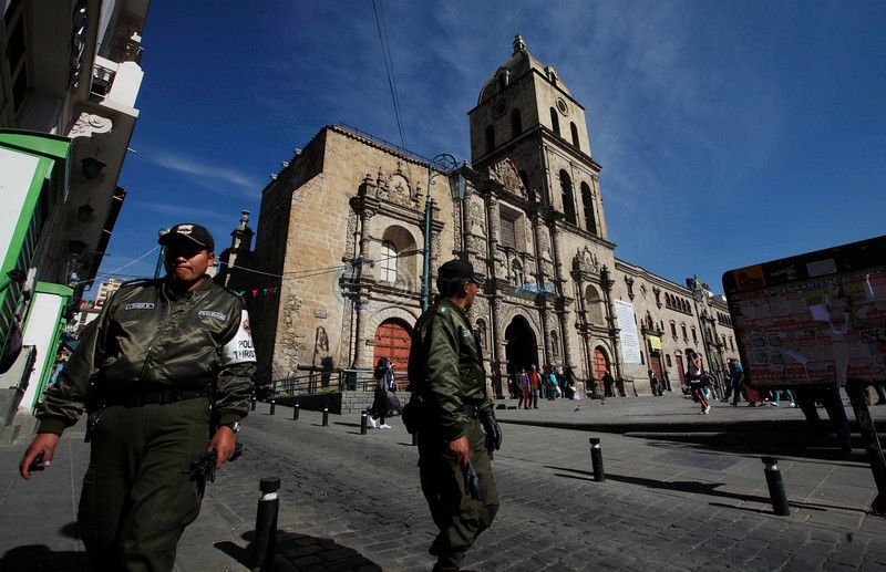 Rural Andean churches plagued by sacred art theft