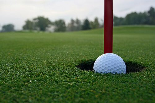Hole-In-One: Dr. Wendell Hand