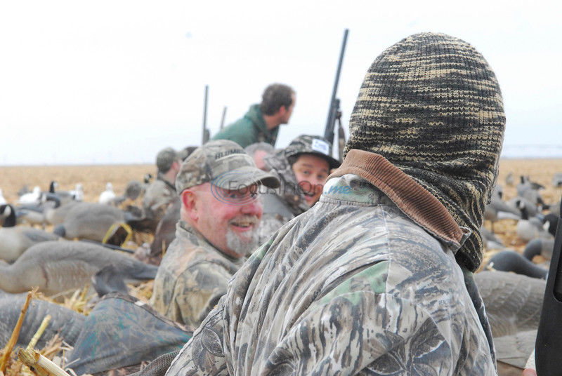 Hunting has a way of turning strangers into friends
