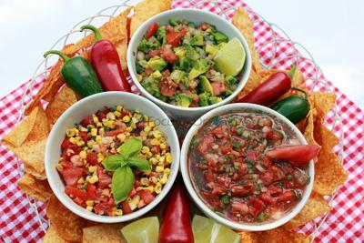 Hot: Spice things up with fiery foods