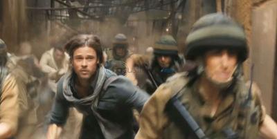 Brad Pitt's zombie epic dead on arrival