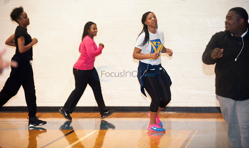 Jarvis Christian College initiatives put fitness first