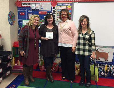 Andy Woods Elementary Kindergarten teacher recognized for changing lives