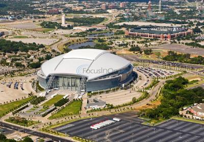 Cowboys Stadium hosting title games