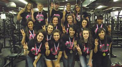 Canton powerlifting a state power