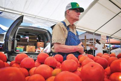Jacksonville: Tomato Fest opens Saturday