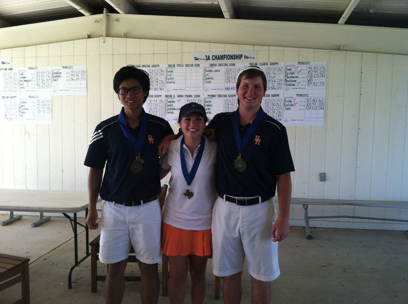 Brook Hill claims another golf title