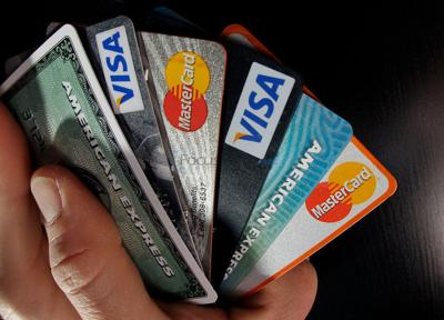Average credit card debt per borrower dips in 2Q