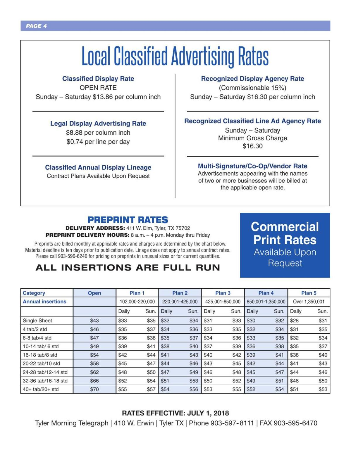 Retail Rate Card 201801 page 4