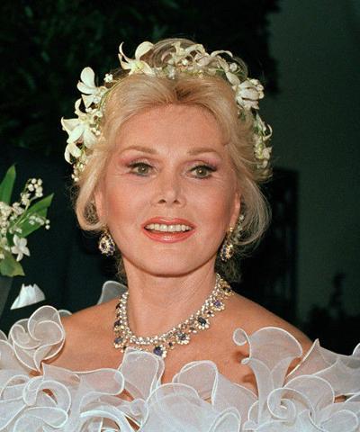 Zsa Zsa Gabor: A rare, unforgettable celebrity