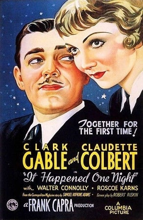 Capra's 'It Happened One Night' shows his funny side