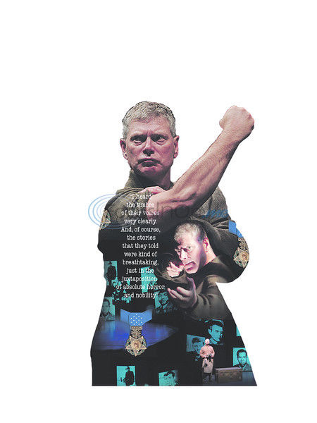 Beyond Glory: Stephen Lang presents eight Medal of Honor recipients in a one-man stage show at Cowan Center