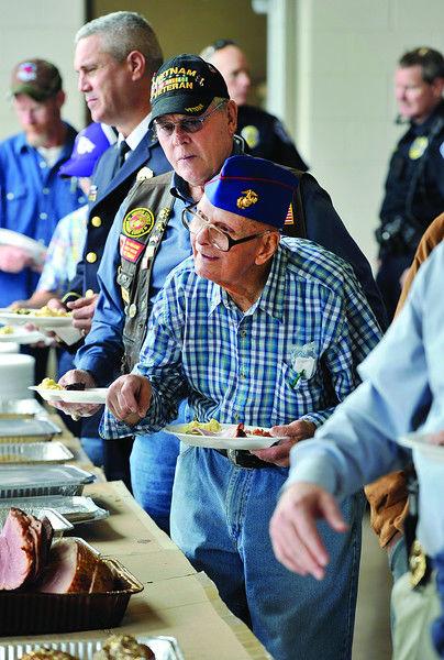 Veteran celebrations kickoff early this year