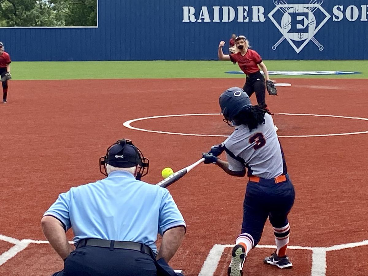 Legacy vs. Sachse Softball