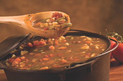Family Matters: Celebrate National Soup Month with a bowl of minestrone