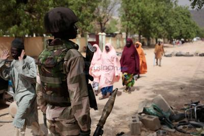 800,000 children forced from homes in Boko Haram violence