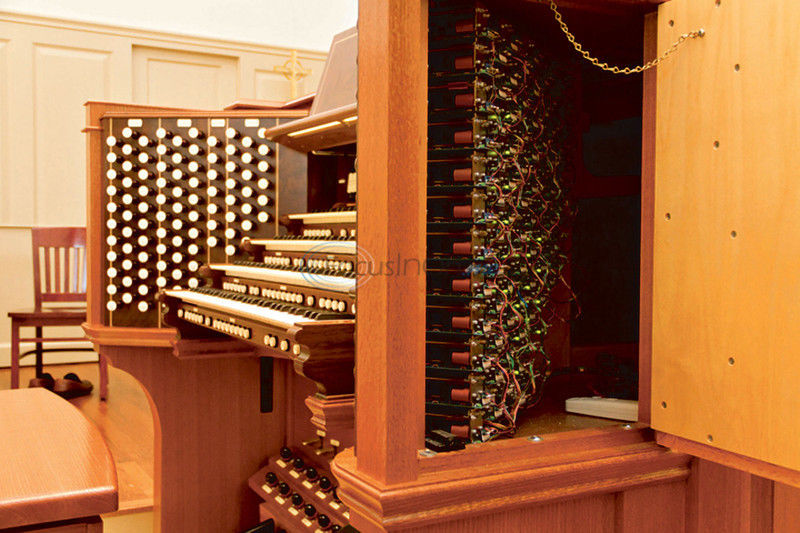 VIDEO: Festival to pay homage to renowned pipe organ designer