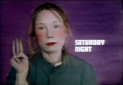 Spacek Saturday Night Live