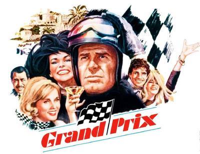 Catching up on Frankenheimer: 'Grand Prix'