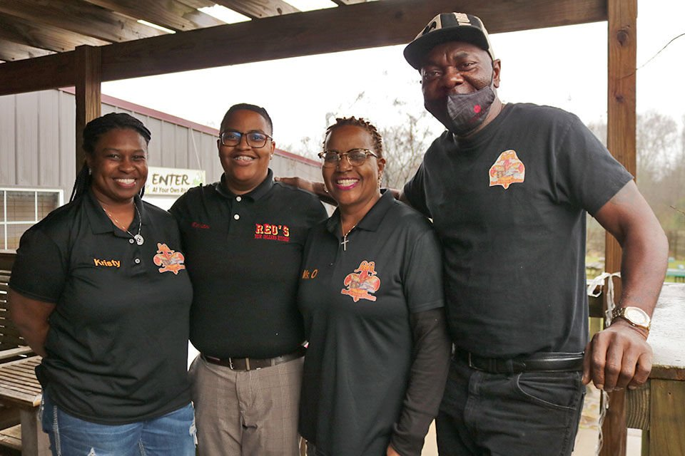 Black-owned family business brings New Orleans style flavor to East Texas
