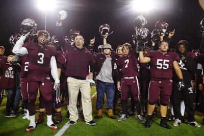 Five East Texas football teams headed to state semifinals