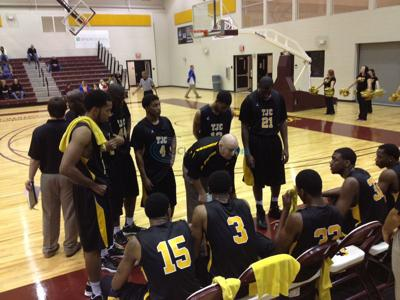Barry, Harris help TJC pull out road win