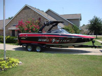 Texas among top three states in number of boat, PWC thefts