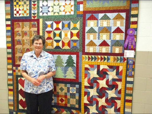 Mineola League of the Arts quilt show winners announced