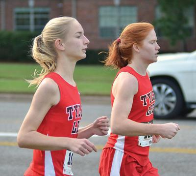 CC REGIONAL ROUNDUP: Lee's Halbrook qualifies for state