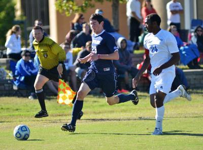 UT Tyler soccer teams sweep Le Tourneau