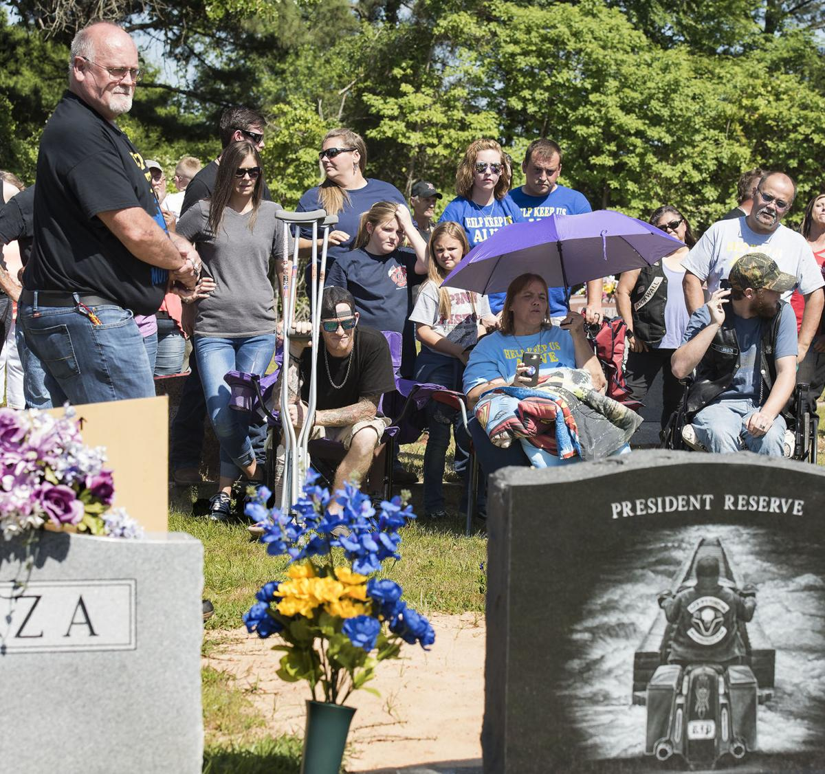 September Memorial Ride To Honor Bad Decisions Motorcycle Club